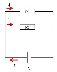分流の法則