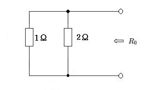 テブナンの定理 例題