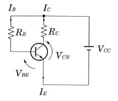 固定バイアス回路