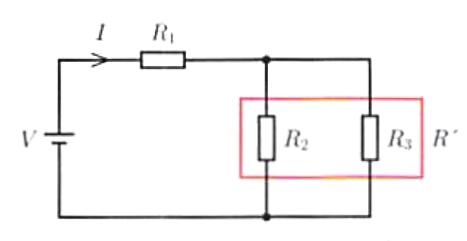 抵抗の直並列接続