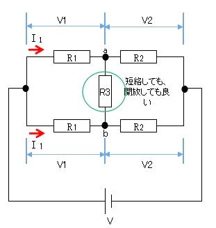 回路の対称性