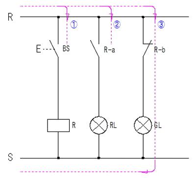 シーケンス図の例 電源投入時