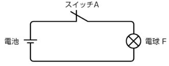 NOT回路の電気回路例